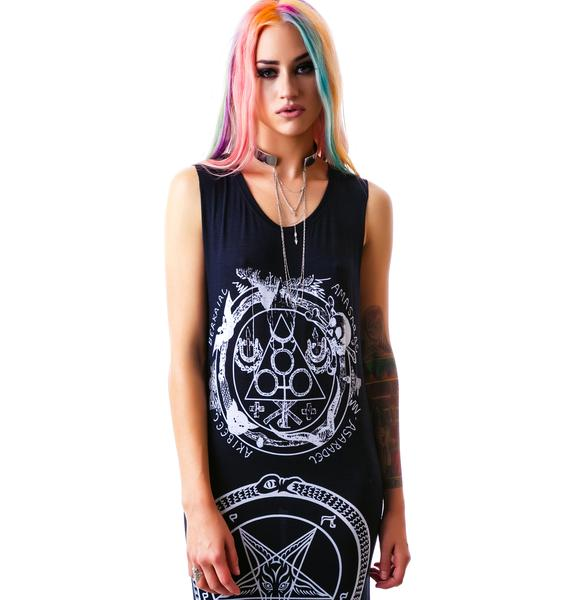 Killstar Symbol Dress