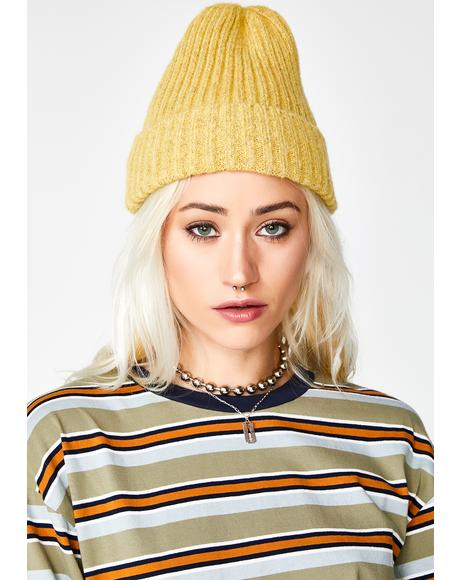 Main Squeeze Knit Beanie