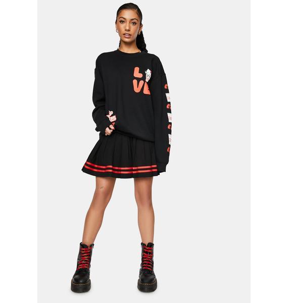 Black Friday Bratty Skirt