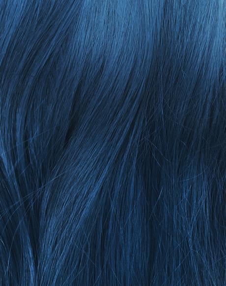 Blue Smoke Unicorn Hair Dye