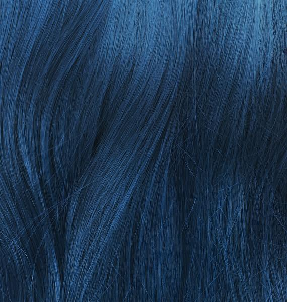 Lime Crime Blue Smoke Unicorn Hair Dye