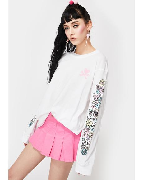 Garden Sleeves Long Sleeve Graphic Tee