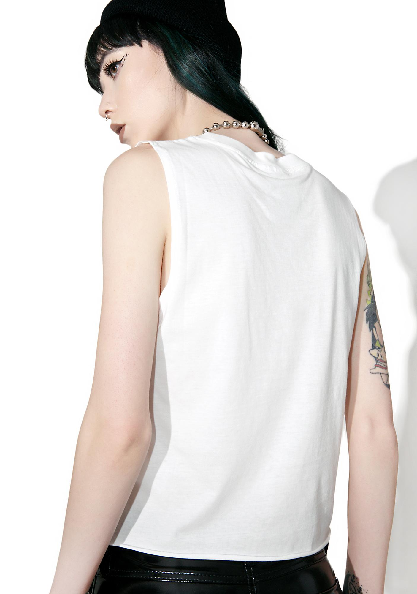 Cheap Monday Shield Been There Tank