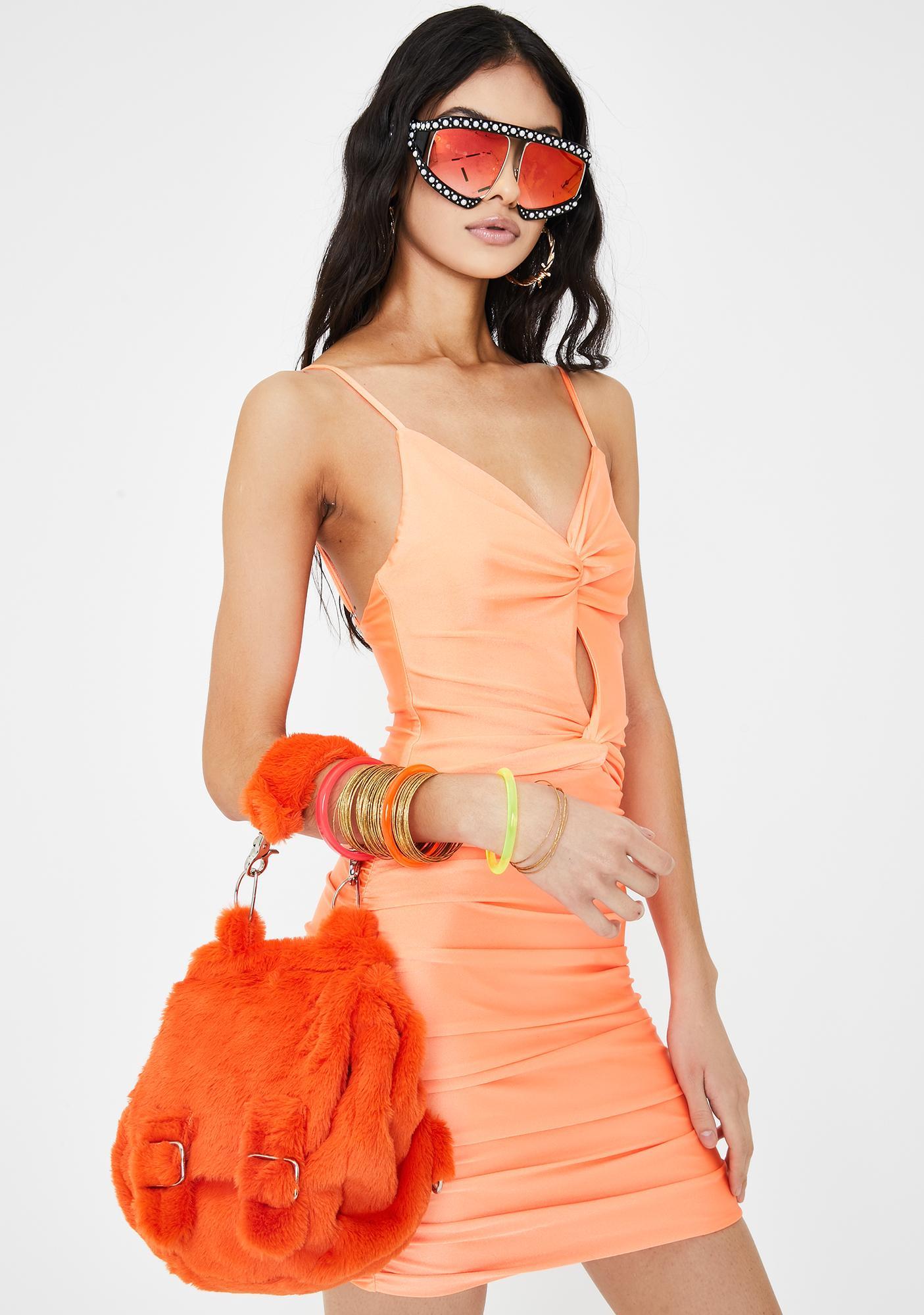 Tiger Mist Donatella Mini Dress