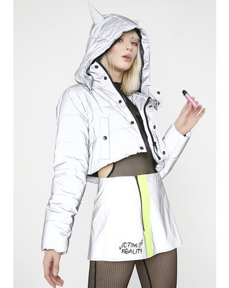 Hi-Viz Club Reflective Skirt