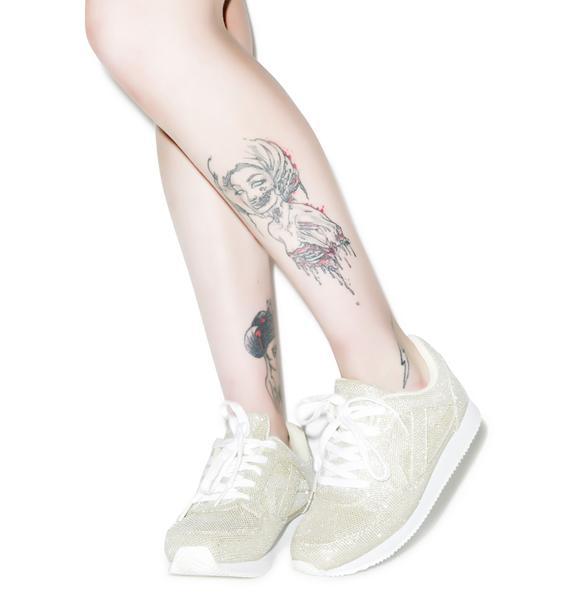Shimmer N' Shine Truck Sneakers