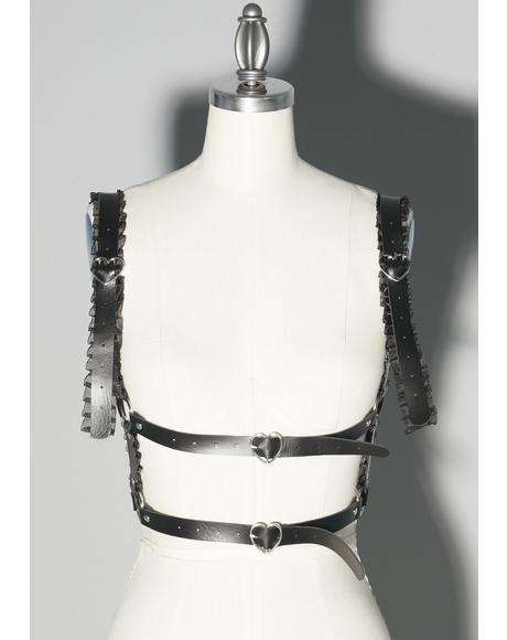 Unknown Pleasures Body Harness