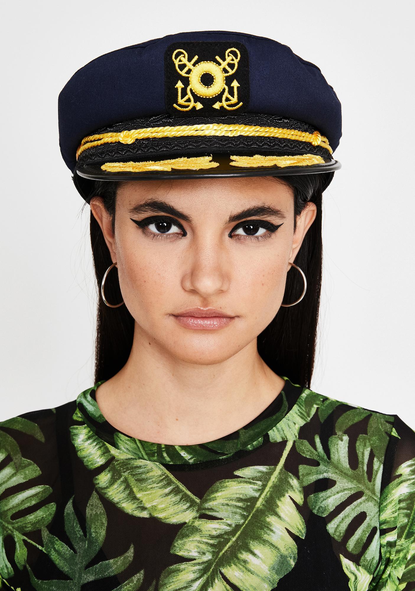 Captain's Orderz Sailor Hat