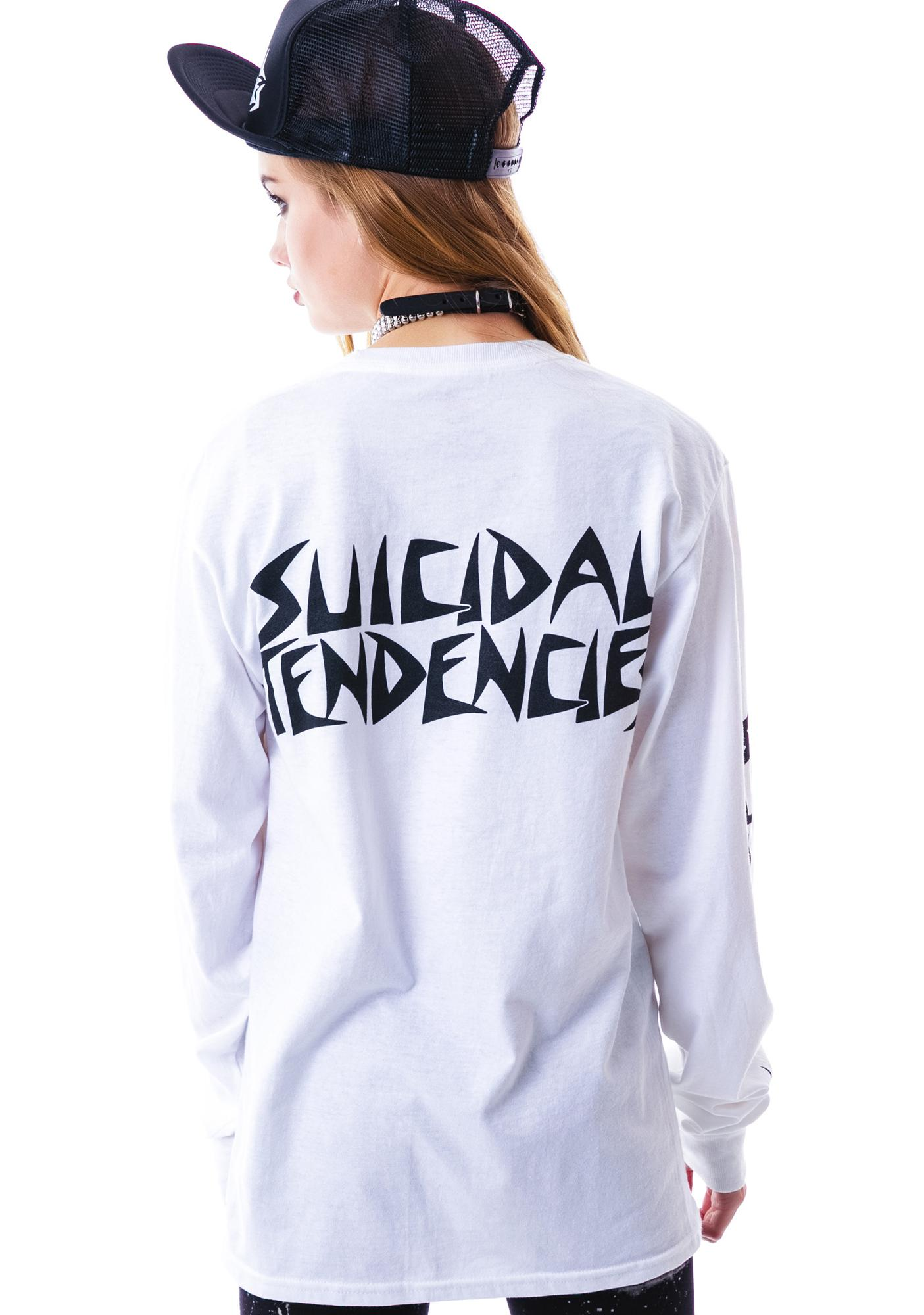Suicidal Tendencies Logo Longsleeve