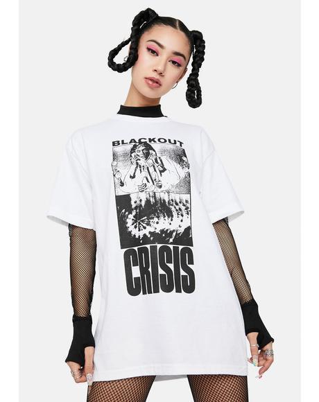 Crisis Graphic Tee