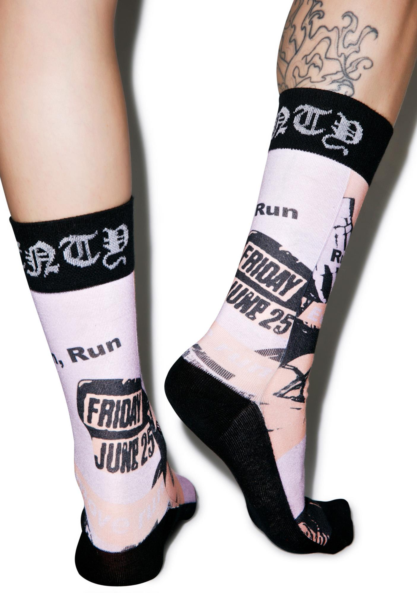 Stance Most Wanted Crew Socks