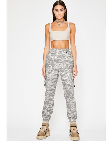 Battle Rattle Cargo Pants