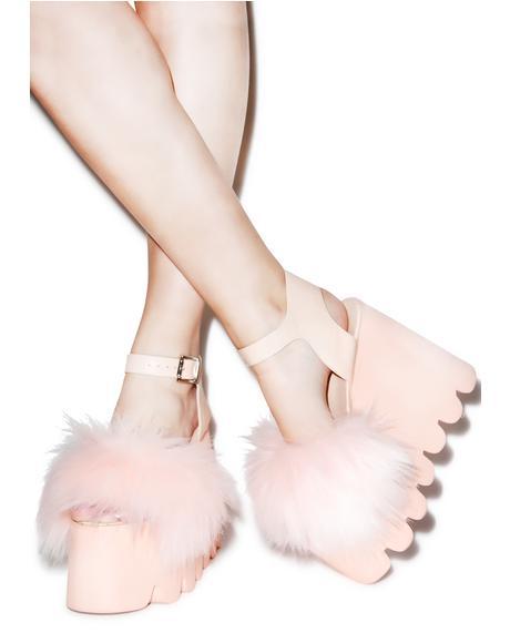 Candy Cloud Sandals