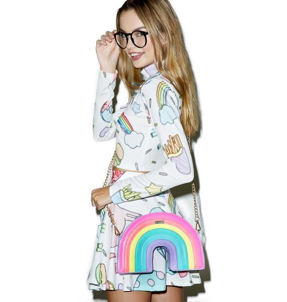 Skinnydip Rainbow Cross Body Bag