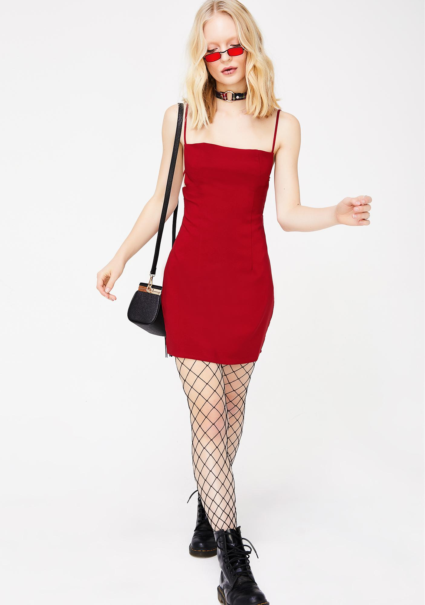 Sudden Change Bodycon Dress