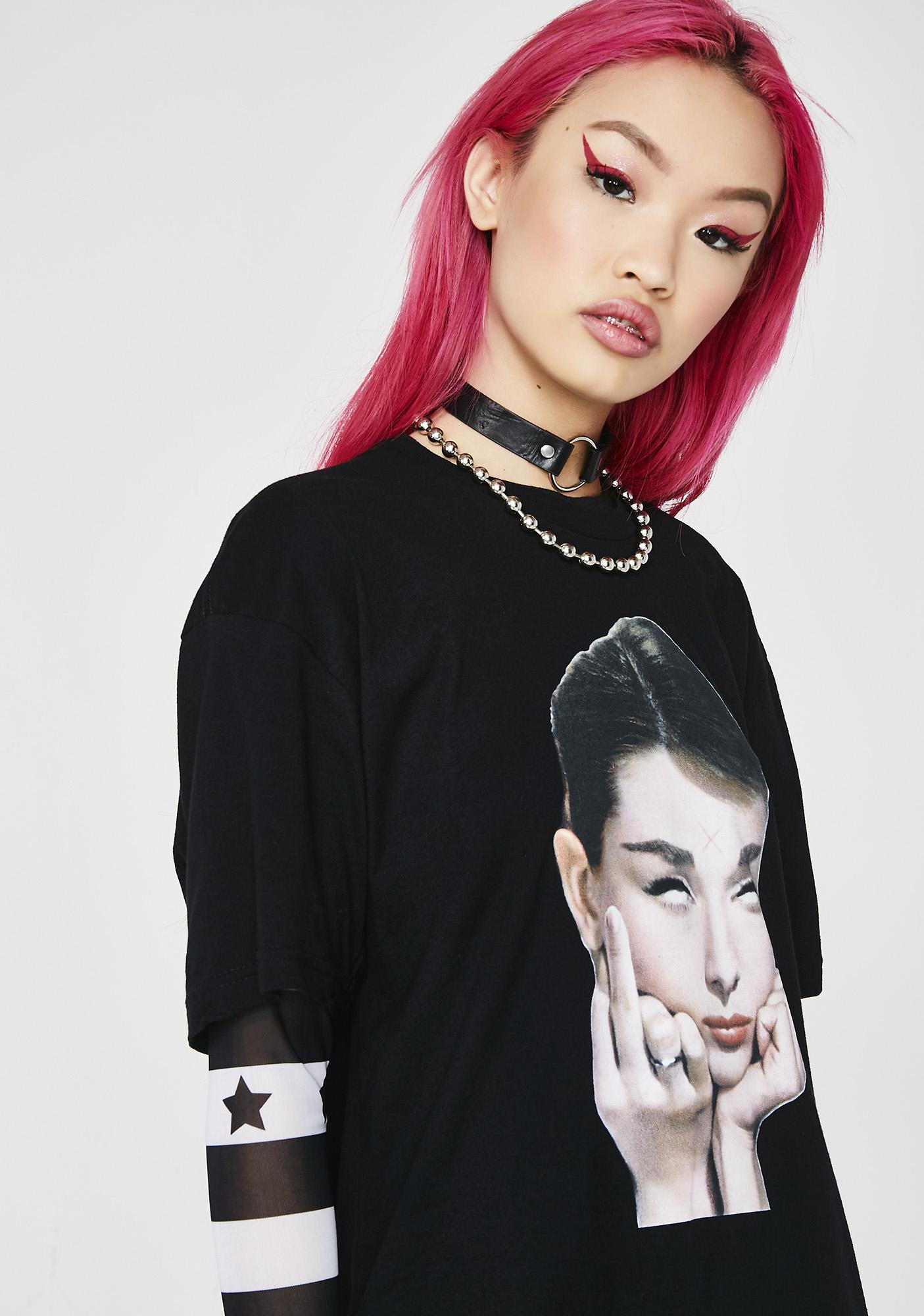 These Americans Audrey Manson Tee