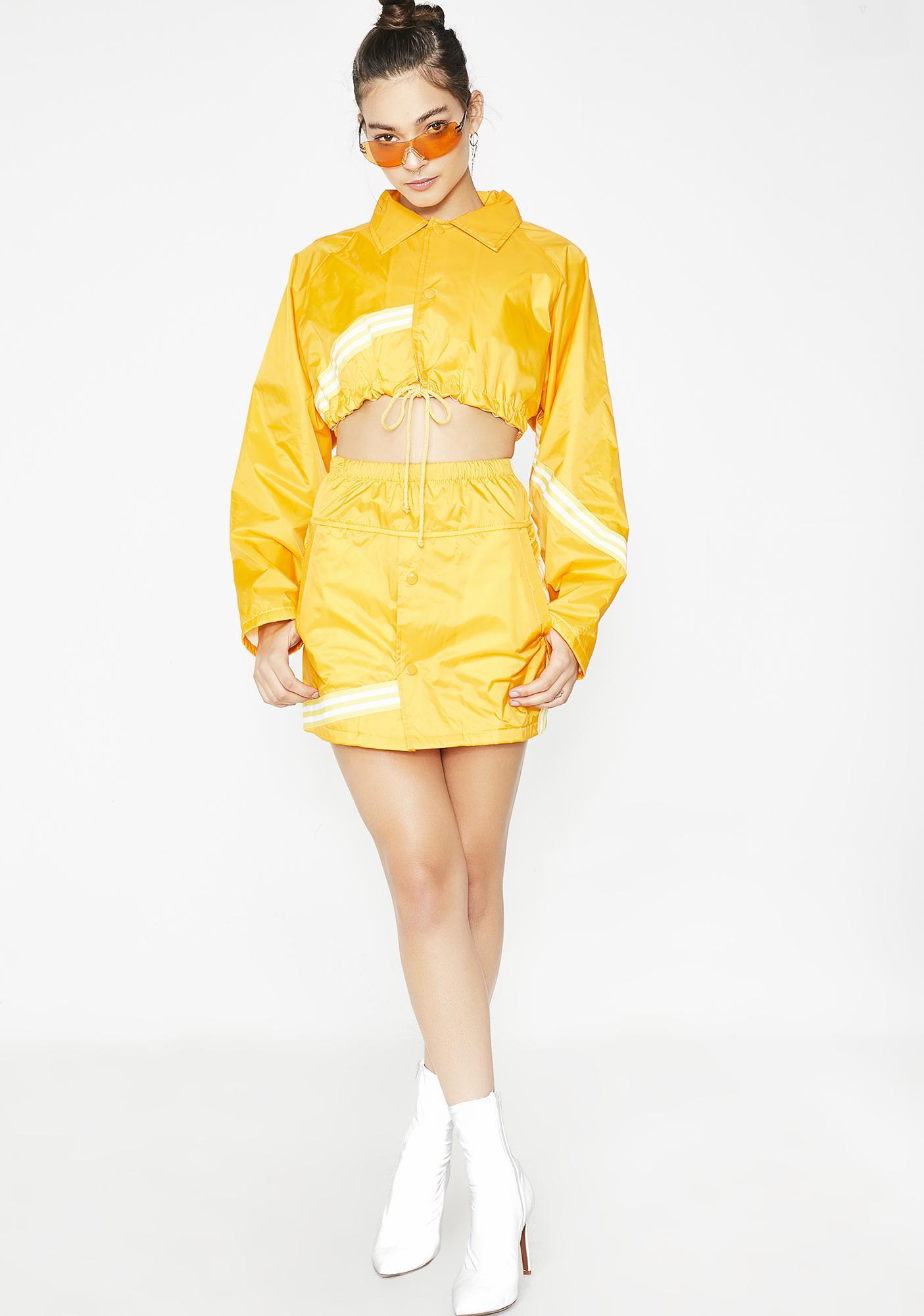 Rojas Chaotic Mini Skirt