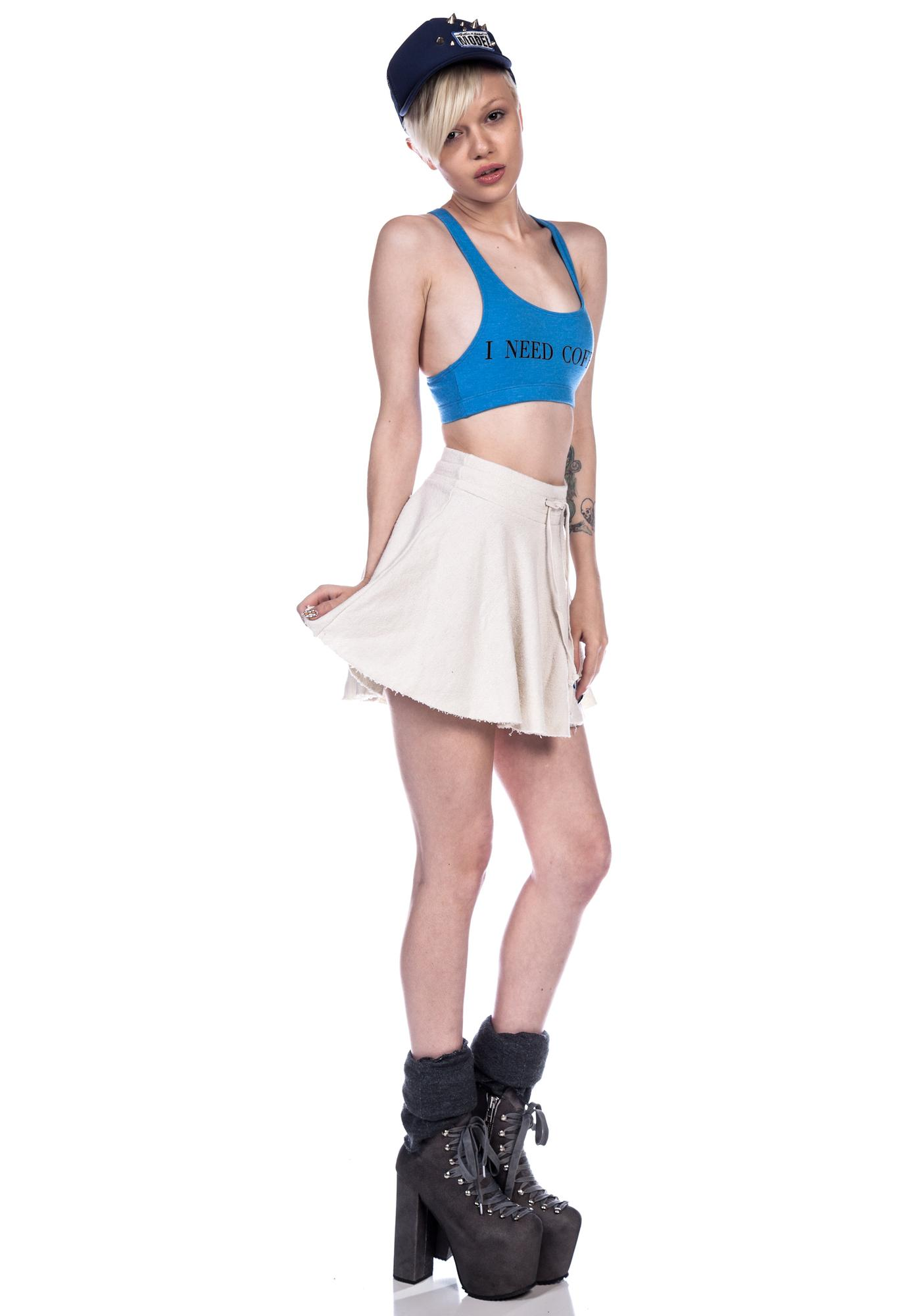 Wildfox Couture Bel Air Mini Skirt