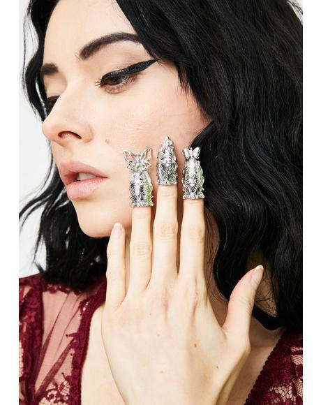 Blissful Lover Ring Set