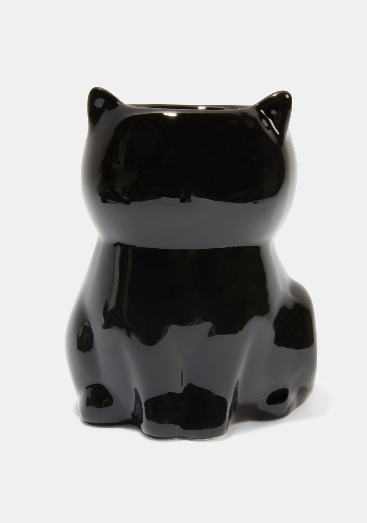 Spooky Cat Oil Burner