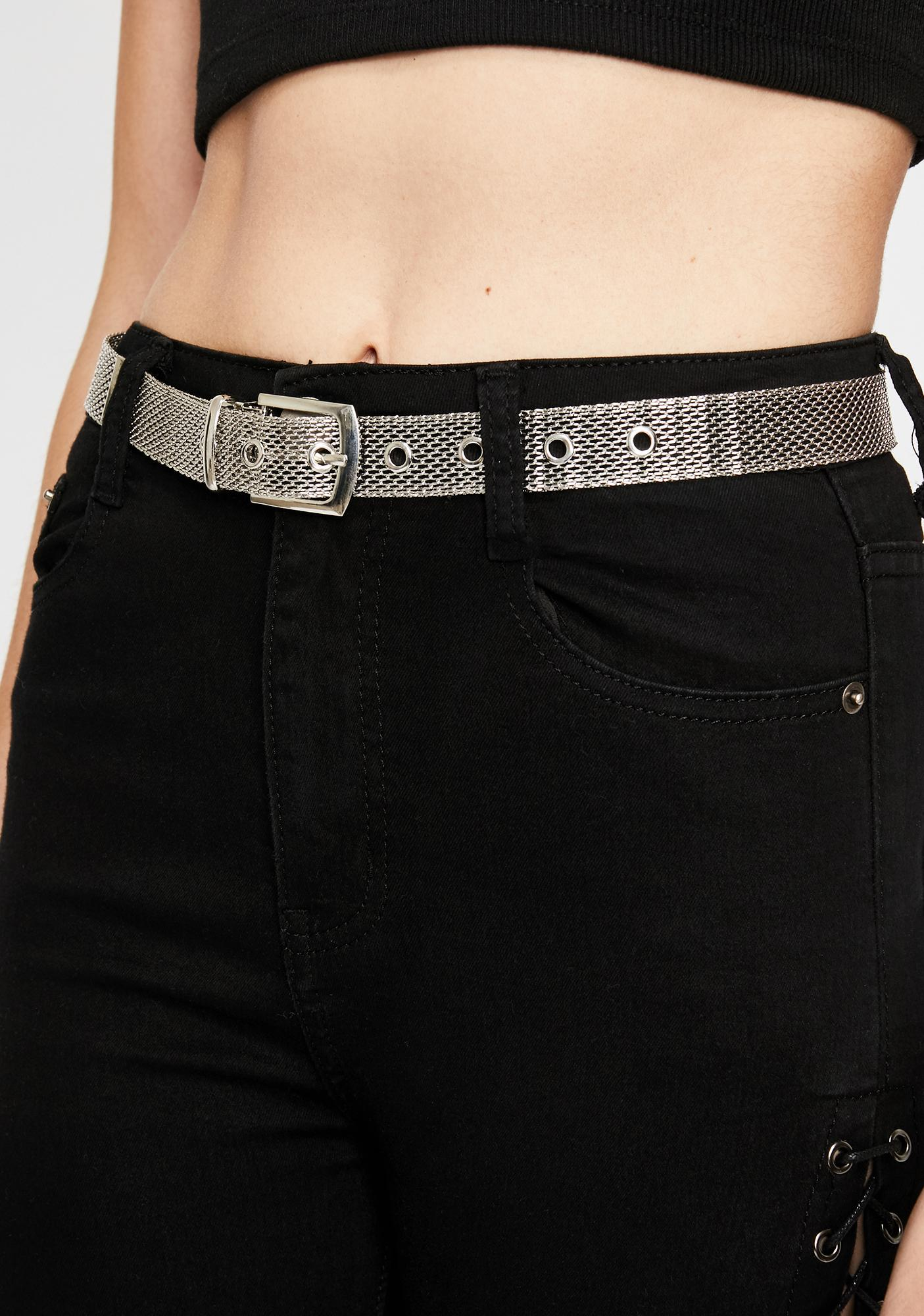 Bad Attitude Chainmail Belt