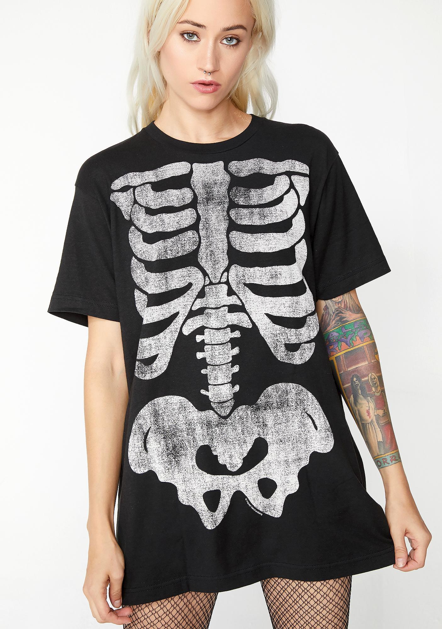 Bag Of Bones Graphic Tee