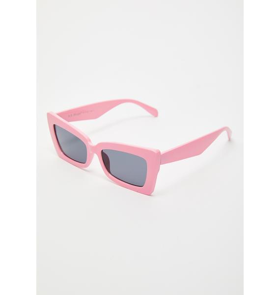 Candy Big Boss Retro Sunglasses
