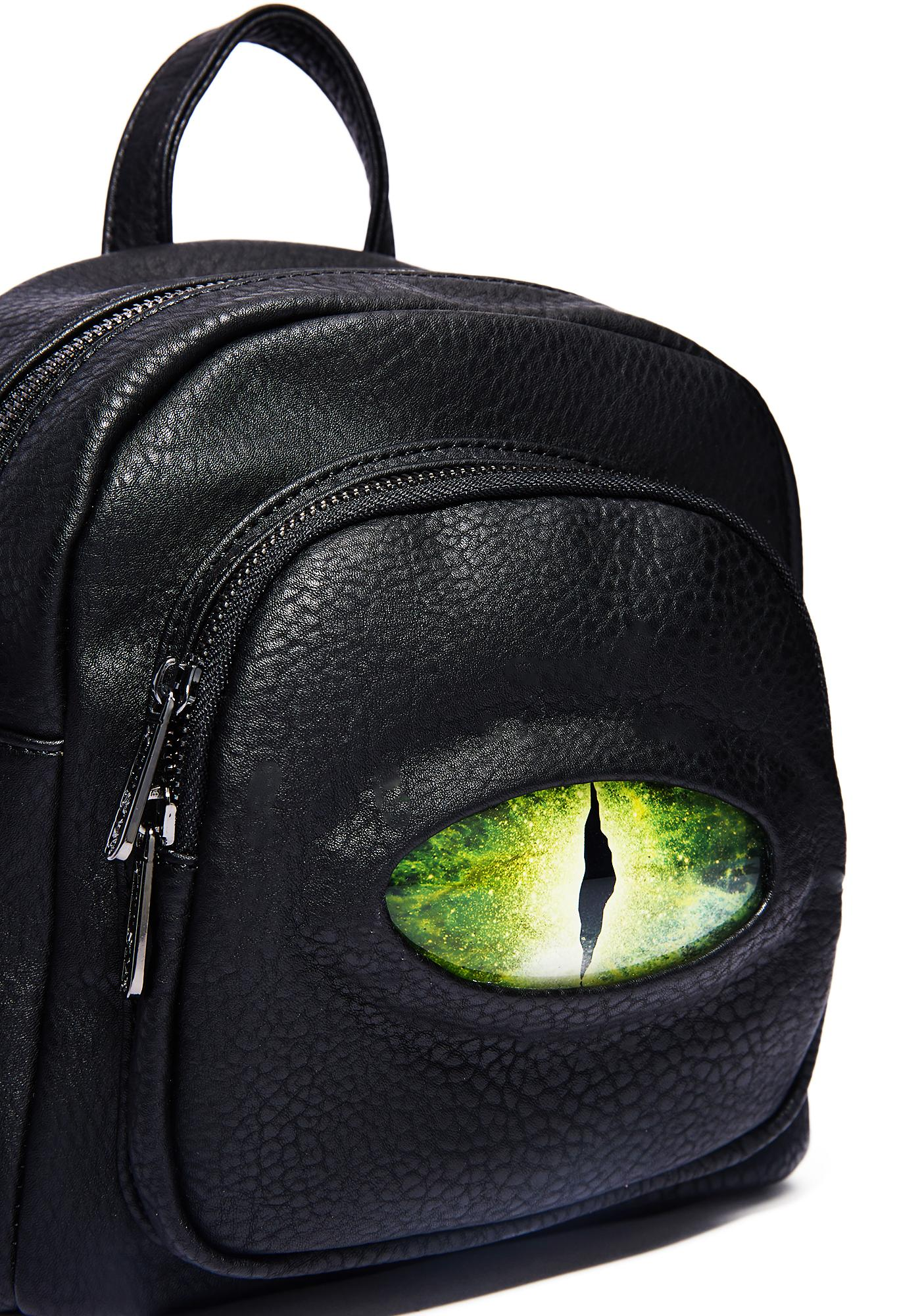 Killstar See You In Hell Mini Backpack
