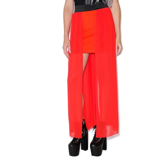 Got Legz Maxi Skirt