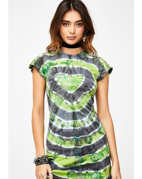 Tank Tie Dye Dress