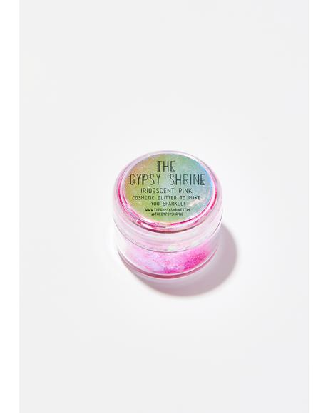 Iridescent Pink Glitter