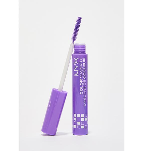 NYX Forget Me Not Color Mascara