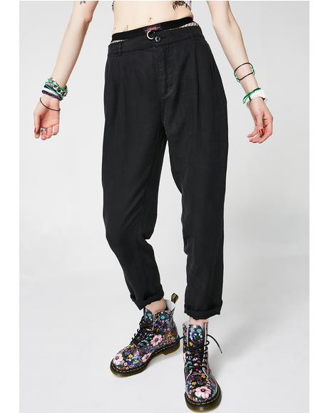 Charlie Cropped Trousers