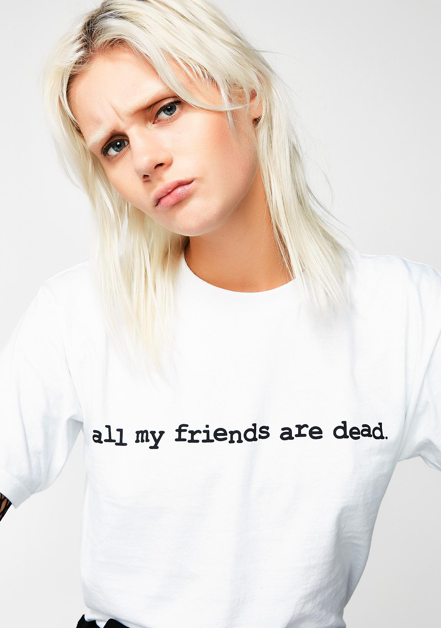 Creep Street Dead Friends Tee