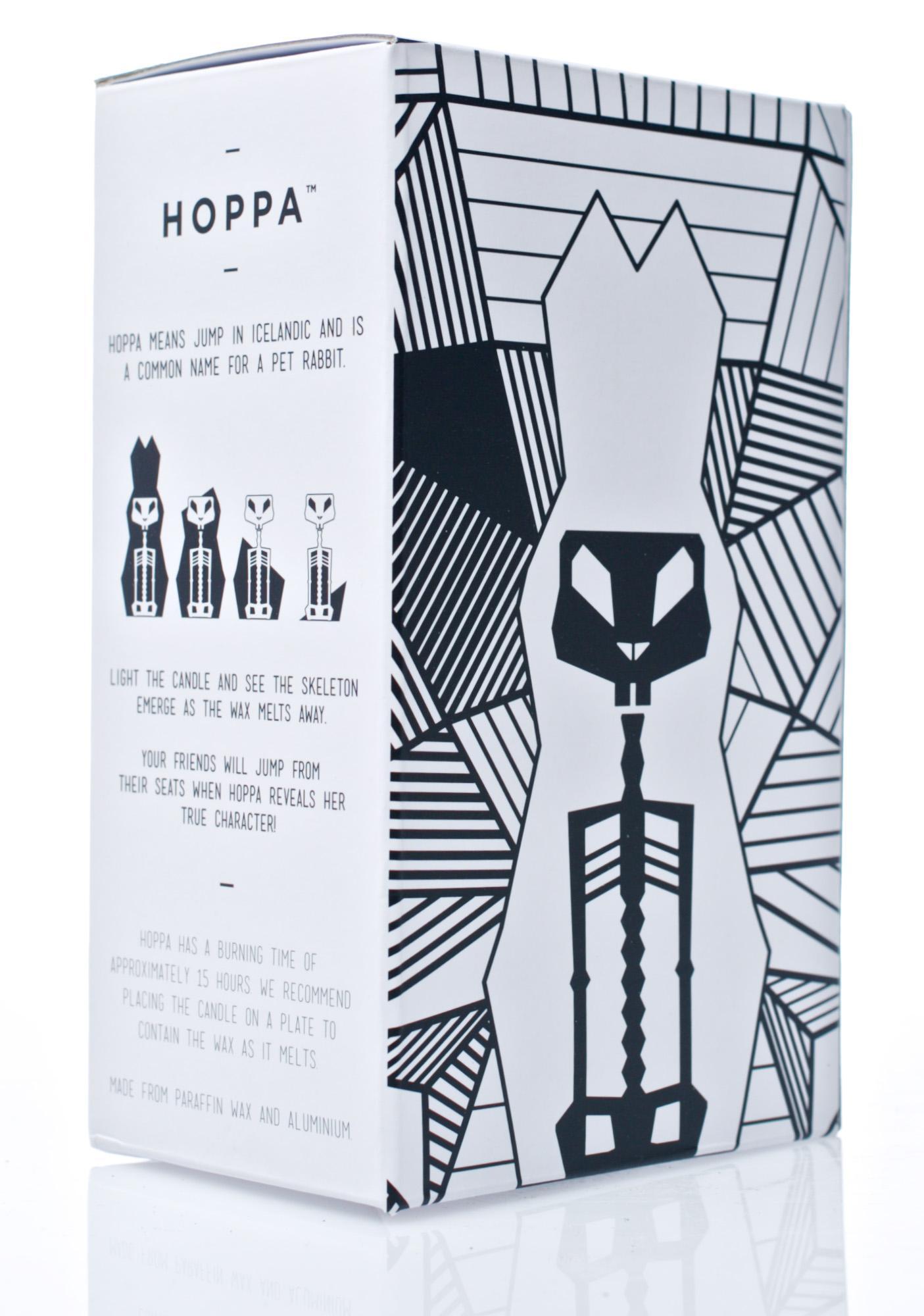 PyroPet Hoppa Candle