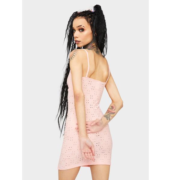 Back To You Mini Dress