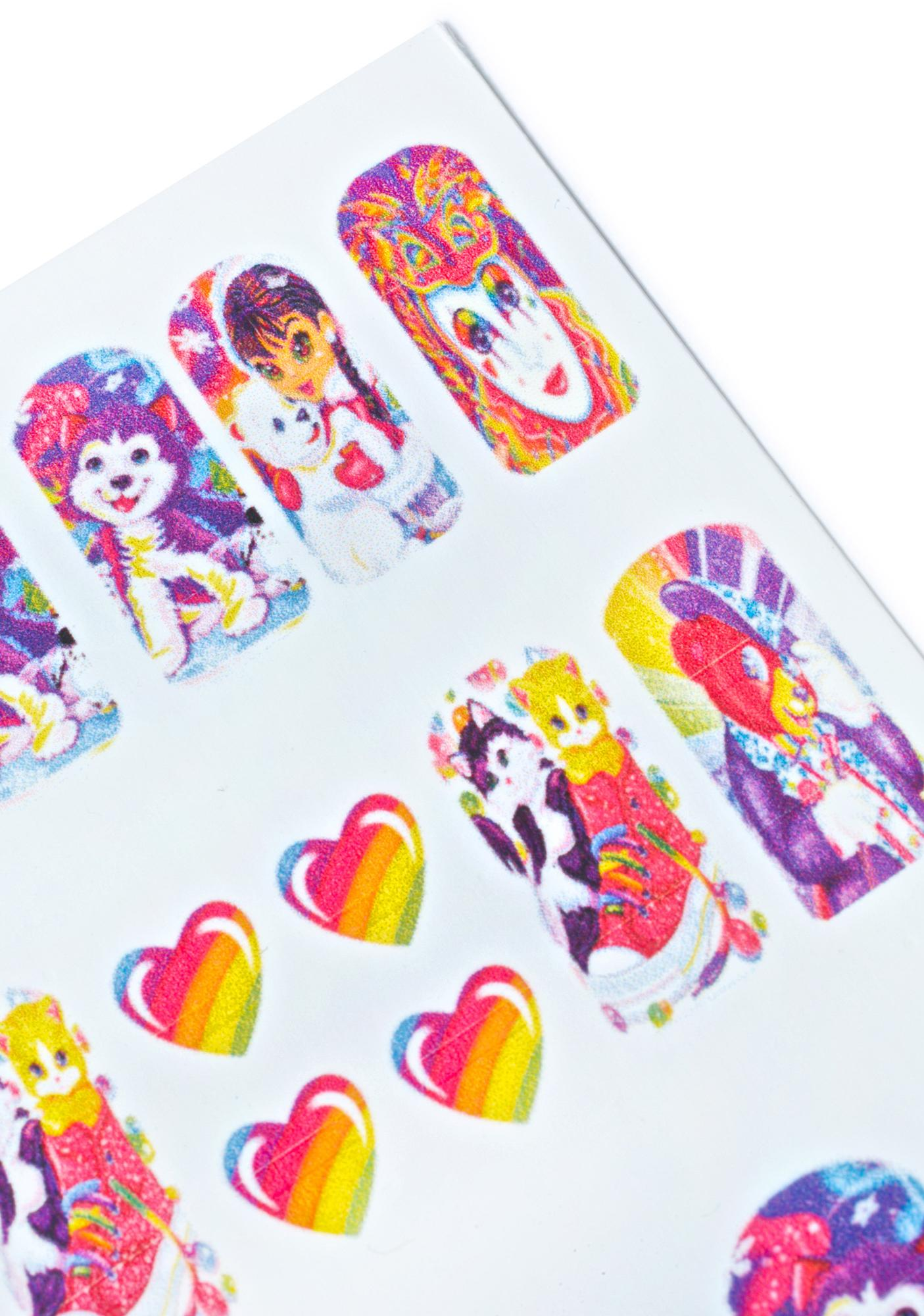 Toon Favs Nail Decals