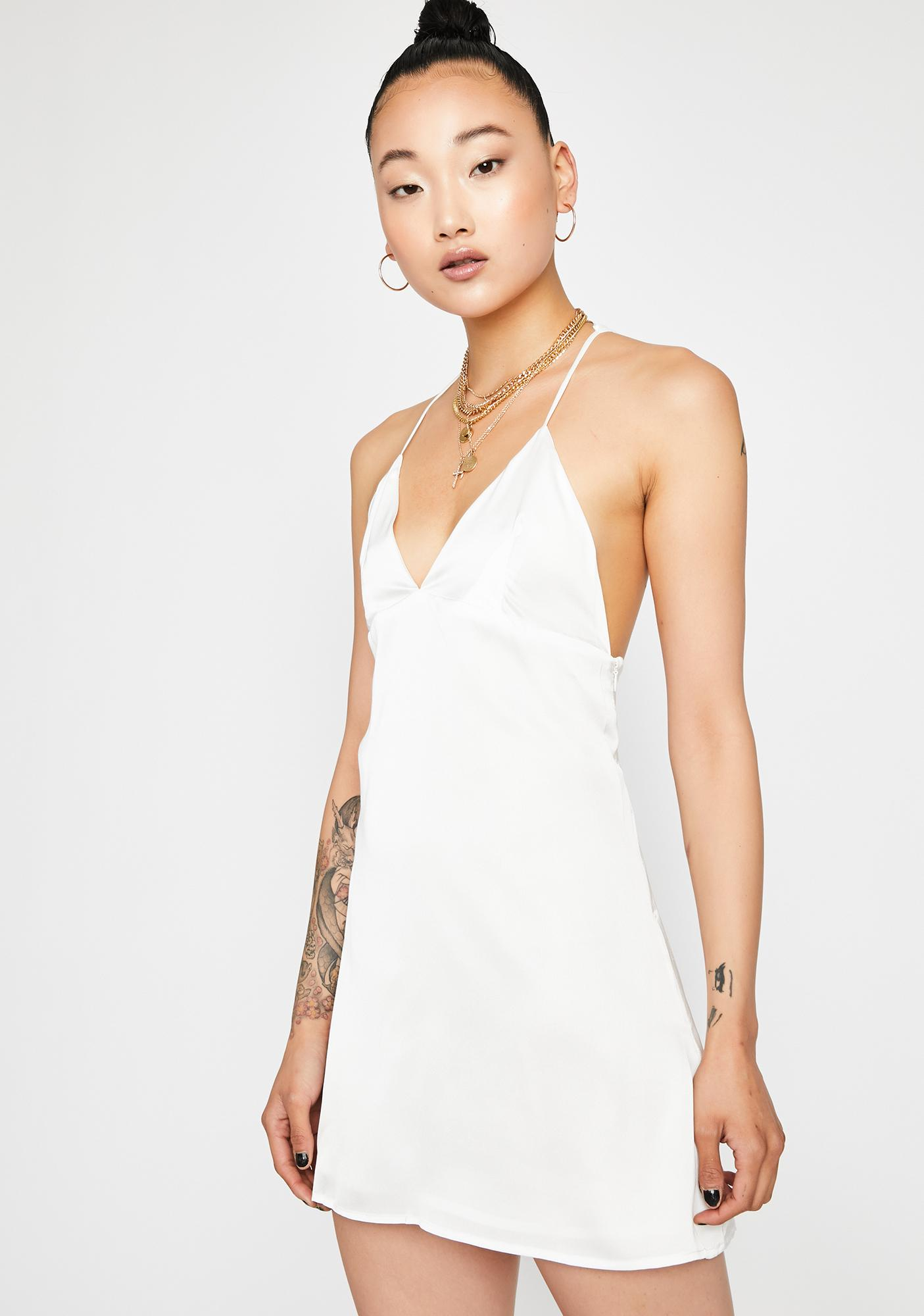 Pure Sunday Fantasy Slip Dress