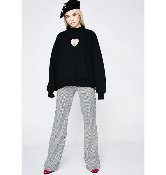 Local Heroes Heartcore Heart Sweatshirt