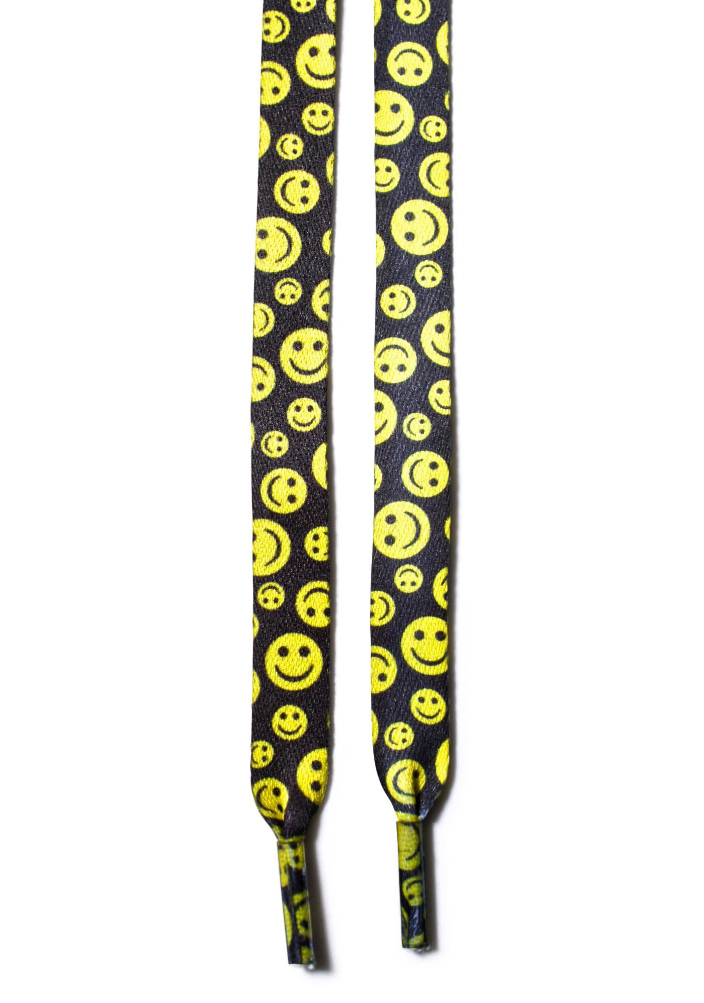 Happy Shoelaces