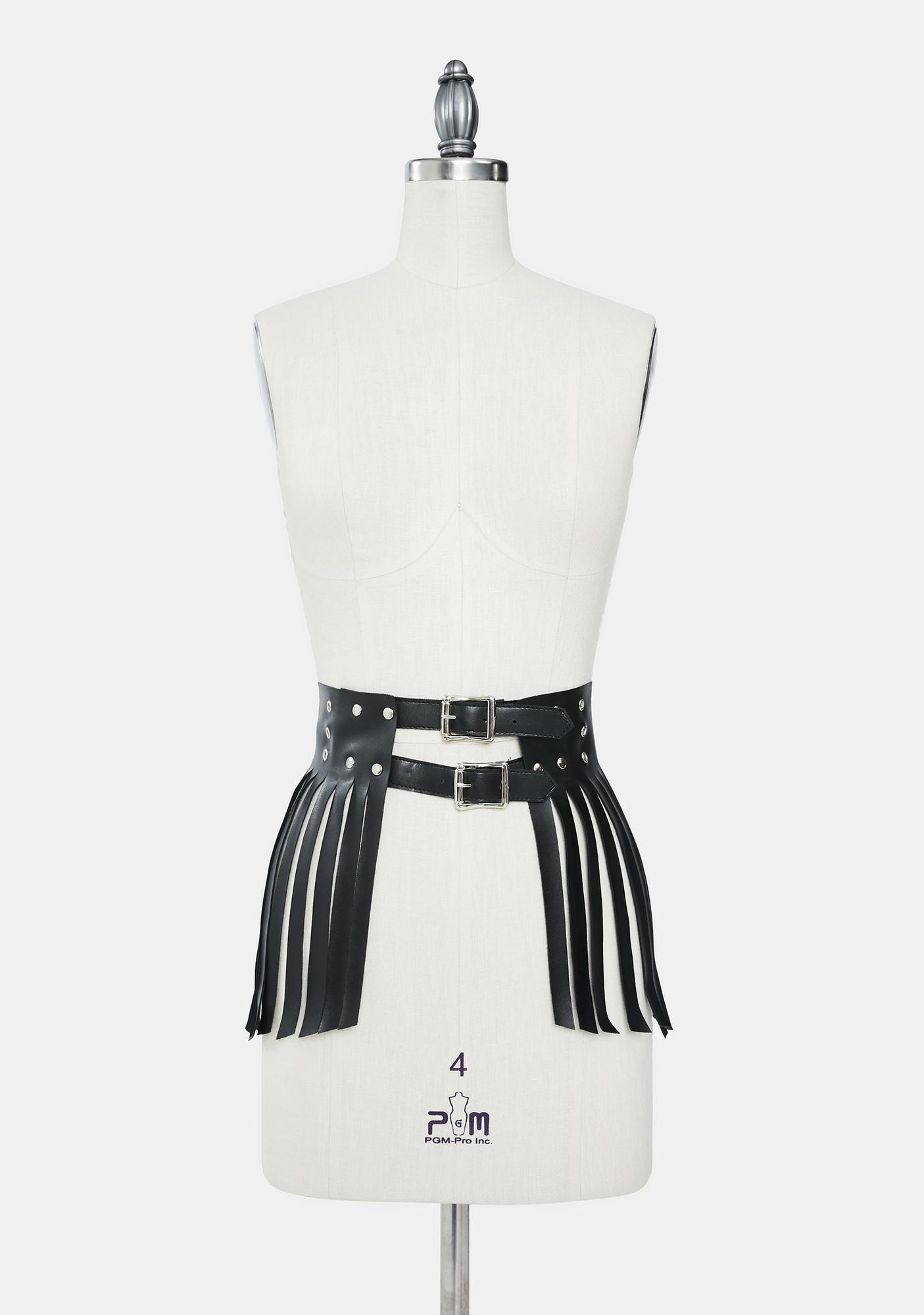 Daisy Corsets Fringe Corset Belt
