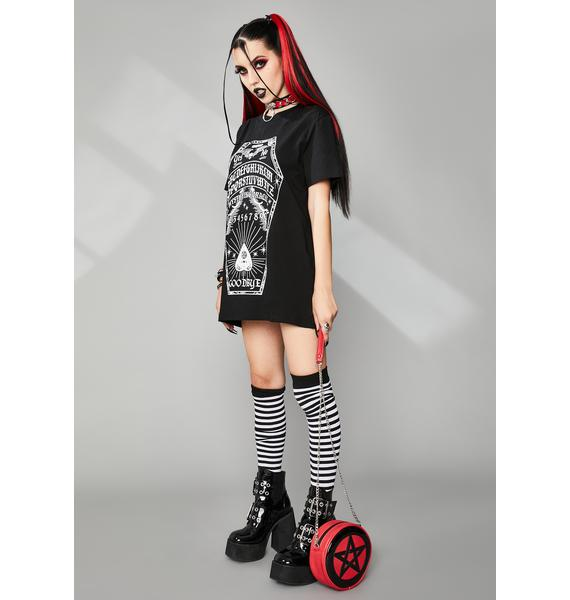 Widow Choose Your Defeat Graphic Tee