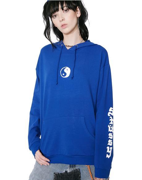 Lil Yin Yang Pullover Hoodie