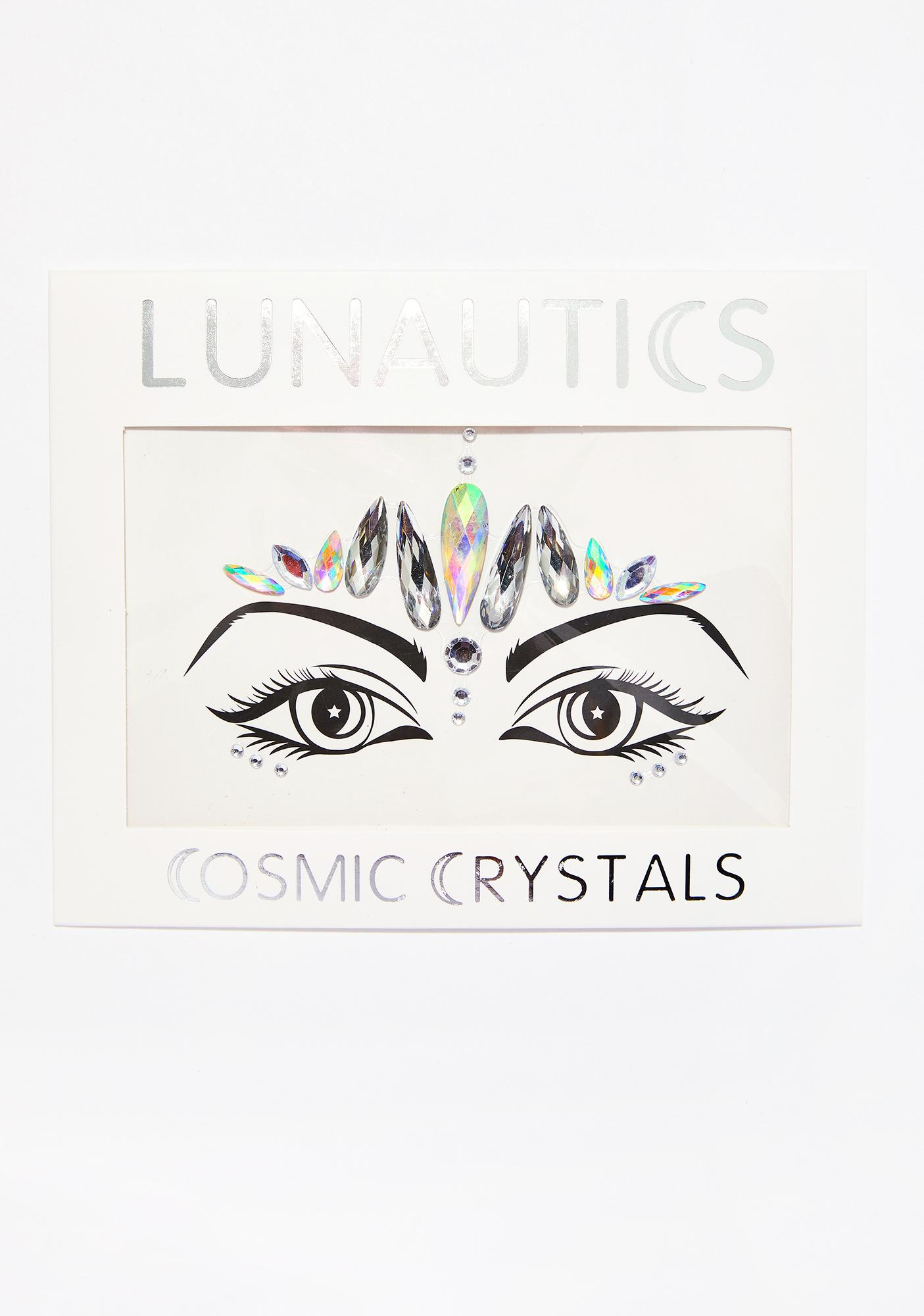 Lunautics Princess Cosmic Face Crystals
