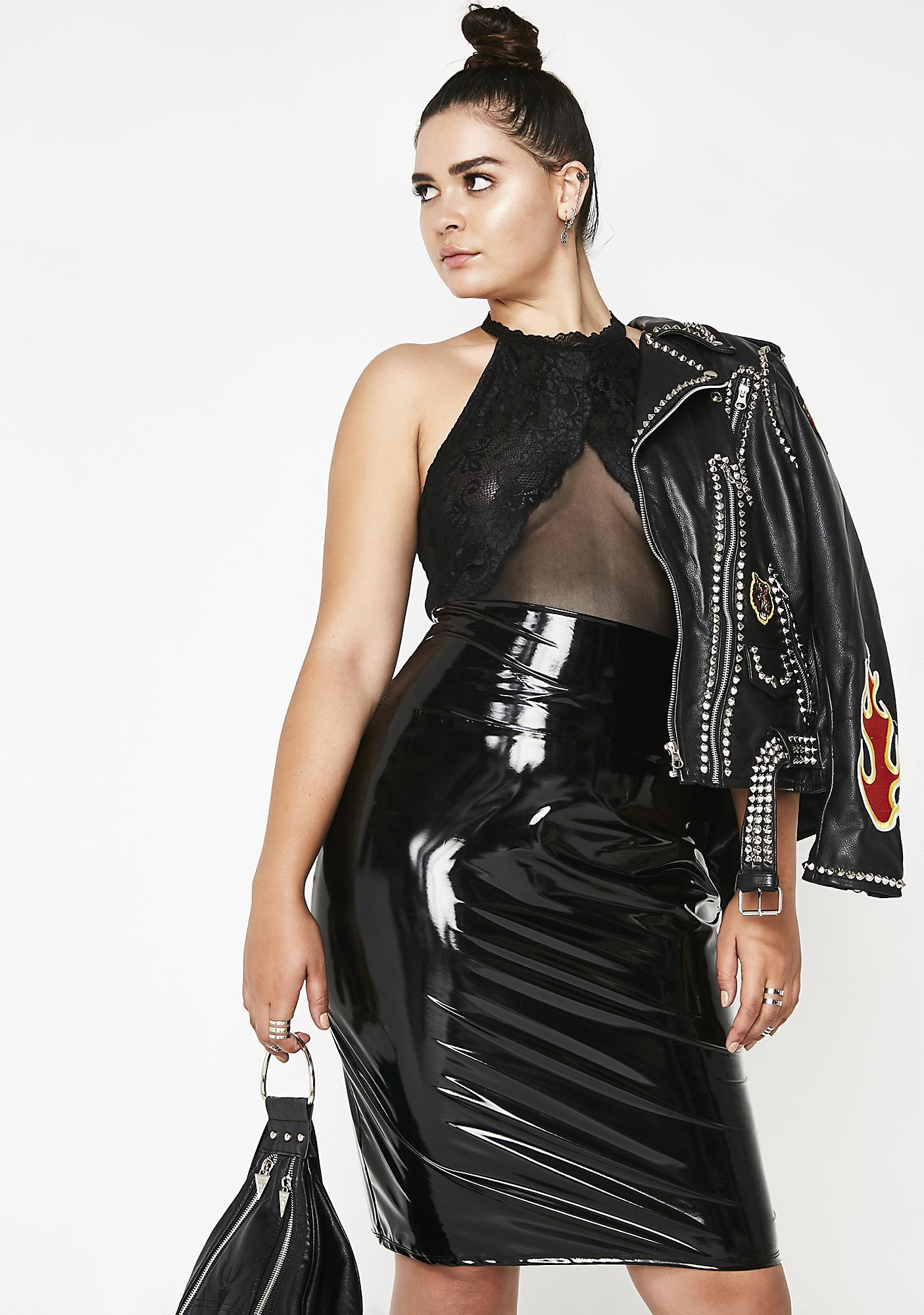 Slay Sista Sheer Bodysuit