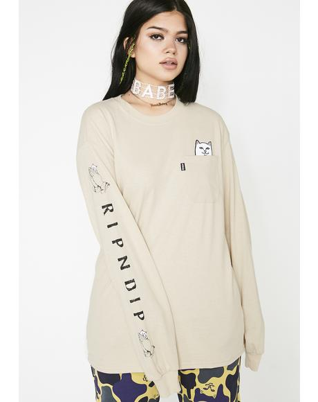 Sahara Lord Nermal Pocket Long Sleeve