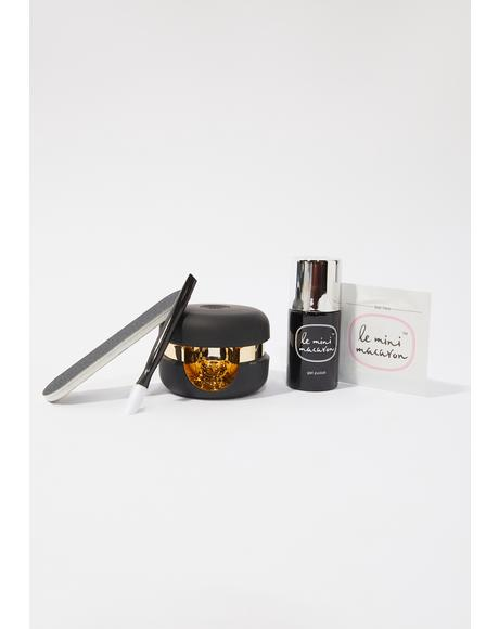 Licorice 1-Step Gel Manicure Kit