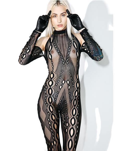Syncope Fishnet Bodystocking