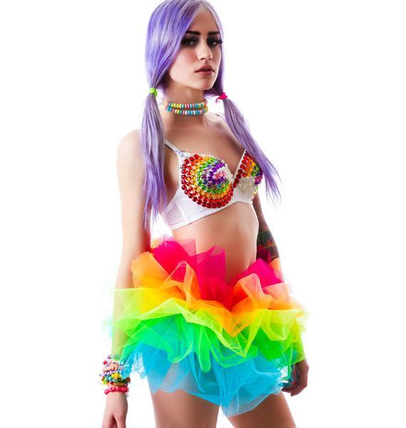 Prima Donna Rainbow Tutu