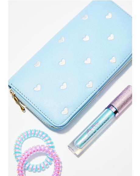 No Heart Feelings Wallet